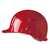 Schutzhelm Baumeister 80, rot, 9249040516 Standard-Bauhelm. Integrierte,...