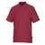 Polo-Shirt Borneo 00783260-02 rot Größe XS Rippenbündchen am Kragen und an...