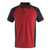 Polo-Shirt Bottrop 50569961-0209 rot-schwarz Größe XS Zweifarbig. Moderne...
