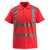 PoloshirtBowen 50593-976-222 hi-visrot Größe S...