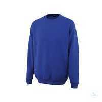 Sweatshirt Caribien 00784280-11 kornblau Größe XS Sweatshirt aus gekämmter...