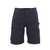 Shorts Charleston 10149154-010 schwarzblau Größe 42 Dreifache Kappnähte an...