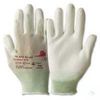 CovaSpec® 472 Größe 6 Ableitfähiger Schutzhandschuh mit exzellenter Passform,...