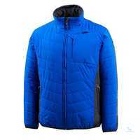 Winterjacke Erding 15615-249-11010 kornblau-schwarzblau Größe M Die...