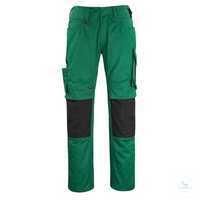 BundhoseErlangen 12179203-0309 grün-schwarz Größe 42 Zweifarbig. Enthält...