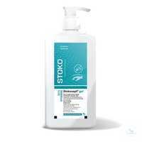 Stokosept® gel 29245 500 ml Stokosept® gel ist ein alkoholisches Gel für die...