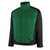 Arbeitsjacke Fulda 12209442-0309 grün-schwarz Größe XS Zweifarbig mit...
