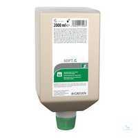 GREVEN® SOFT G 2 Liter Varioflasche Pastöses Handreiniger mit schonenden...