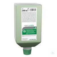 GREVEN® SOFT U 2 Liter Varioflasche Pastöser Handreiniger mit schonenden...