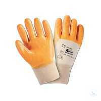 EXCELLITE H407 Größe 7 Schutzhandschuh mit Strickbund und leichter...
