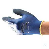 HyFlex® 11-925 Größe 6 Getauchter Schutzhandschuh, flüssigkeitsabweisend....