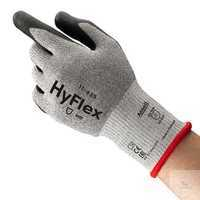 HyFlex® 11-435 Größe 6 Extrem hohe Schnitt- und Abriebfestigkeit. Nahtlos...