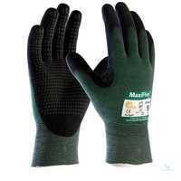MaxiFlex® Cut™ 34-8443 Größe 6 Nahtlos gestrickte Nylon-Handschuhe,...