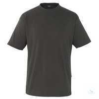 T-Shirt Java 00782250-18 dunkelanthrazit Größe XS Meterware mit Antipilling...