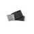 Gürtel Kampala 50456990-09 schwarz Länge 120 cm Flexibler Stoff, der sich der...