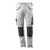 Hose Lemberg 13079-230-0618 weiß-dunkelanthrazit Größe 42 Strapazierfähige,...