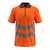 PoloshirtMurton 50130-933-1418 hi-visorange-dunkelanthrazit Größe S...