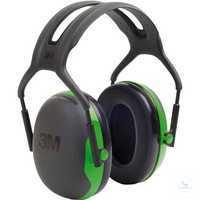 Kapselgehörschützer Peltor™ X1A Kopfbügel Standarddämpfung, schlankes Design...