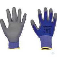 PERFECT POLY® SKIN 2400260 Größe 7 Strickhandschuh mit Beschichtung in der...