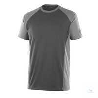 T-Shirt Potsdam 50567-959-0918 schwarz-dunkelanthrazit Größe XS Zweifarbig....