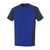 T-Shirt Potsdam 50567-959-11010 kornblau-schwarzblau Größe XS Zweifarbig....