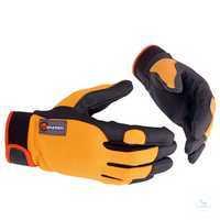 PU Grip PUG Größe 7 Optimaler Griff für trockene und feuchtnasse Arbeiten....