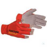 Nadelschutz Puncture Assembly PAR Größe 7 Flexibler Handschuh mit...