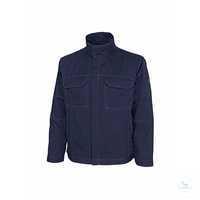 Arbeitsjacke Rockford 10509442-10 schwarzblau Größe XS Dreifache Kappnähte an...