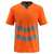T-shirtSandwell 50127-933-14010 hi-visorange-schwarzblau Größe S...
