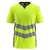 T-shirtSandwell 50127-933-1709 hi-visgelb-schwarz Größe S...