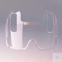 Integrierbarer Augenschutz für Industrieschutzhelm Schutzscheibe für...