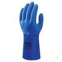 OIL RESISTANT 660 Größe 10 (XL) Geschmeidiger und weicher Handschuh mit guter...