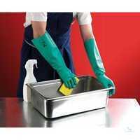 Solvex® 37-185 Größe 7 Vielseitig verwendbarer Chemikalienschutzhandschuh mit...