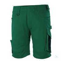 Shorts Stuttgart 12049442-0309 grün-schwarz Größe 42 Zweifarbig. mit...