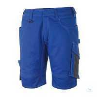 Shorts Stuttgart 12049442-11010 kornblau-schwarzblau Größe 42 Zweifarbig, mit...