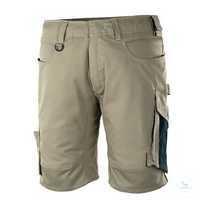Shorts Stuttgart 12049442-5509 Khaki-schwarz Größe 42 Zweifarbig. Mit...