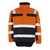 Winterjacke Teresina 07223880-141 orange-marine Größe S Die Pilotjacke ist...