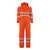Winterkombination Tombos 11119880-14 orange Größe S Fluoreszierend, mit...
