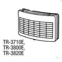 Partikelfilter TR3802E 78815069386 (ex TR-3800E) Zubehör für Versaflo™...
