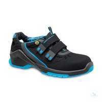 Sandale S1 VD PRO 1000 ESD blau Weite NB Größe 36 Sicherheitssandale S1....