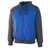 Kapuzensweatshirt Wiesbaden 50566-963-11010 kornblau-schwarzblau Größe XS...