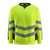 SweatshirtWigton 50126-932-17010 hi-visgelb-schwarzblau Größe S...