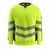SweatshirtWigton 50126-932-1709 hi-visgelb-schwarz Größe S...