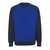 Sweatshirt Witten 50570962-11010 kornblau-schwarzblau Größe XS Zweifarbig....