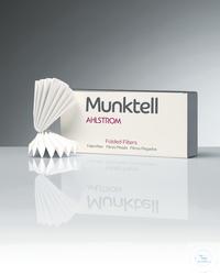 7Artikel ähnlich wie: Munktell Faltenfilter, Ø110mm,gekreppt, Sorte 33/N Munktell Faltenfilter,...