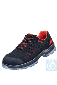 SL 30 red | ESD - EN ISO 20345 S1 - W10 - Gr. 36 SL 30 red | ESD, Weite 10,...