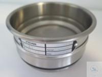 67 Artikel ähnlich wie: Analysensieb 100x50mm ISO 3310/1 Masche - 20 µm Analysensieb Ø 100 mm -...