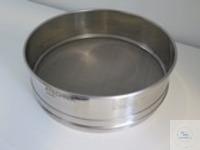 81 Artikel ähnlich wie: Analysensieb 250x50mm ISO 3310/1 Masche - 20 µm Analysensieb Ø 250 mm -...