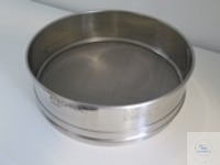 81 Artikel ähnlich wie: Analysensieb 305x50mm / 12''mm ISO 3310/1 Masche - 3.15 mm Analysensieb Ø 305...