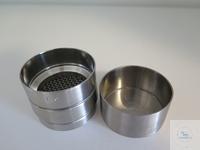 73 Artikel ähnlich wie: Analysensieb 50x25mm ISO 3310/1 Masche - 180 µm Analysensieb Ø 50 mm -...